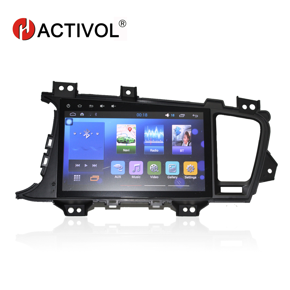 Free shipping 9 car video player for KIA K5 Optima android 7.0 car dvd player with bluetooth,GPS,SWC,wifi,Mirror link,DVR image