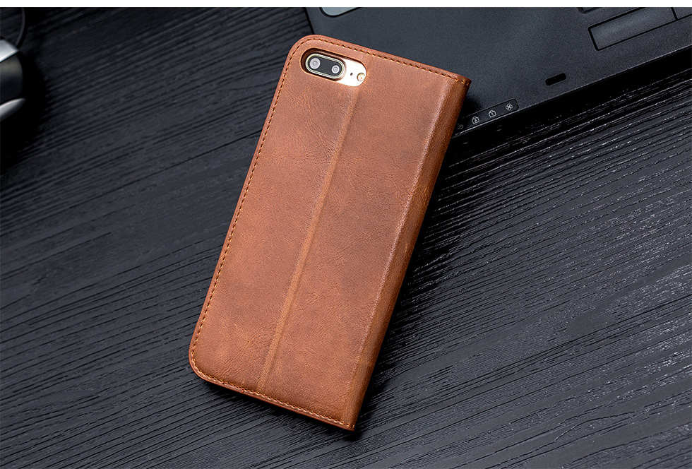 Genuine Leather Case for iPhone SE (2020) 67
