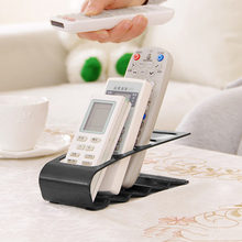 Hot TV DVD VCR Remote Control Storage Rack Cell Phone Holder Storage Stand new arrival(China)
