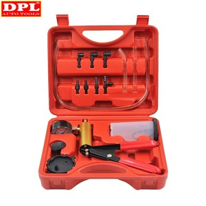 Image 1 - Car Auto Pressure Tester Auto Pressure Tester Vacuum Pump Brake Bleeder Tester Vacuum Bleed Test Kit Garage Tool