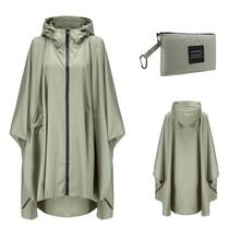 المعطف المعطف المرأة موضة معاطف المطر مقاوم للماء الرجال معطف واقي من المطر عباءة مع هود للمشي تسلق بجولة