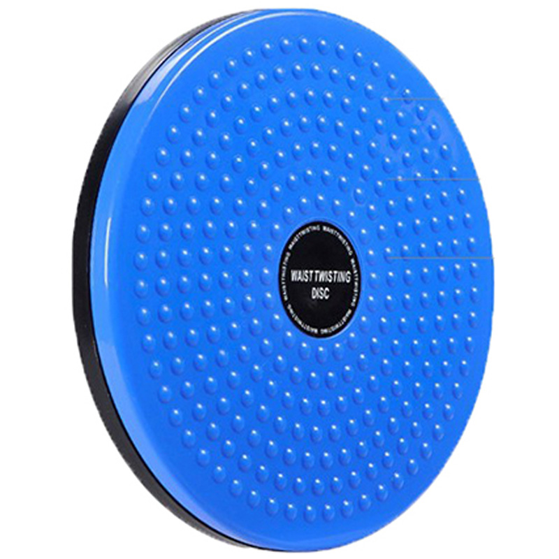 ABUO-Fitness Waist Twisting Disc Balance Board Physical Massage Plates Weight Loss Body Shaping Twister Training Board