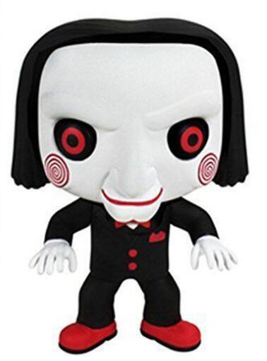 Movie Saw Character Billy Vinyl Dolls Figure Toys