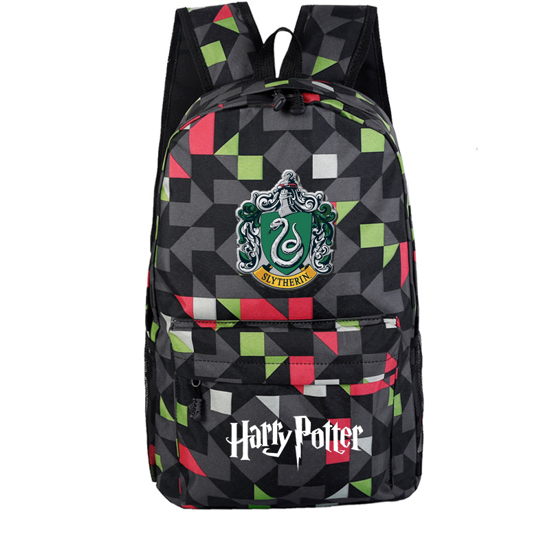 Harry Potter Related Products Backpack Schoolbag A Generation Of Fat Wholesale Customized