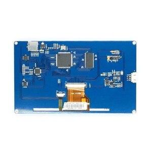 Image 2 - Nextion NX8048T070 7 cal człowiek komputer interfejs HMI w języku angielskim jądra