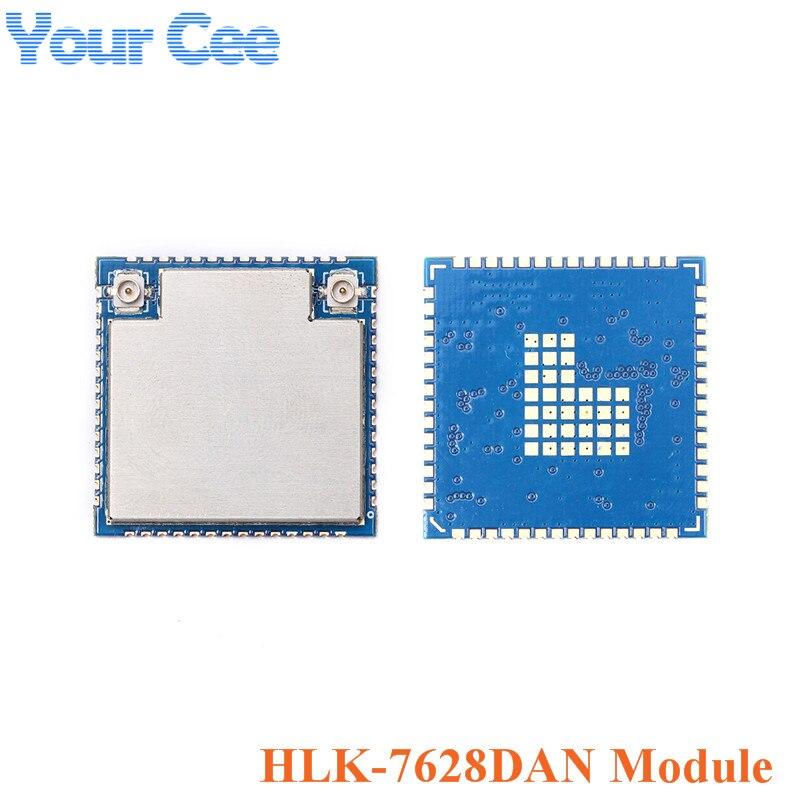 Модуль беспроводной маршрутизации MT7628DAN, Wi-Fi, 16 Мб флеш-памяти, двойная антенна, последовательный порт, сетевой порт Uart, USB модуль Openwrt MT7628DN