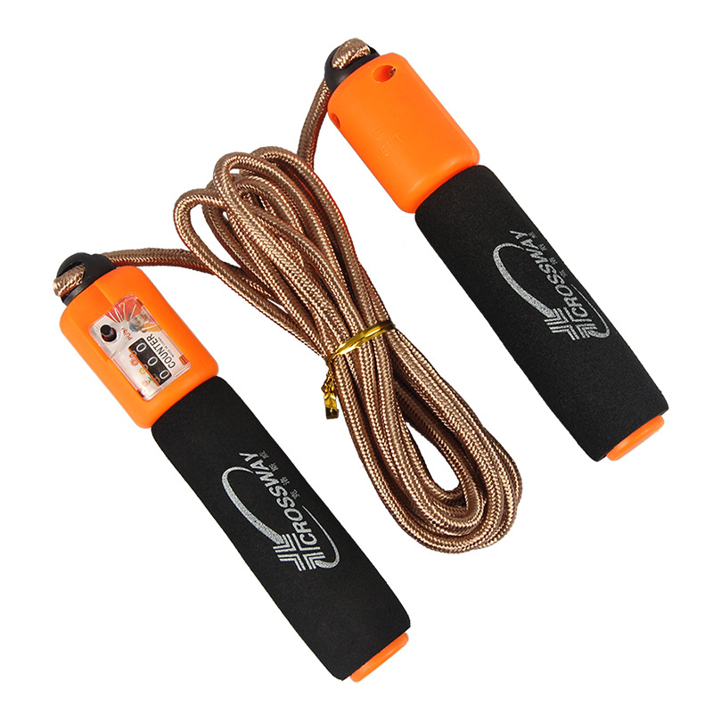 Count Jump Rope Jonathan Crowe Textile Jump Rope Students Adult Children Sports Supplies
