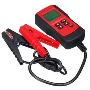 Image 4 - جهاز اختبار تحميل البطارية الرقمي ، شاشة LCD 12 فولت AE300 ، أداة تشخيص السيارة ، الدراجة النارية ، الدراجة النارية