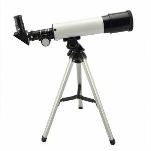 Image 3 - Telescopio astronomico Visionking rifrazione 360X50 con treppiede portatile Sky Telescopio monoculare osservazione dello spazio regalo