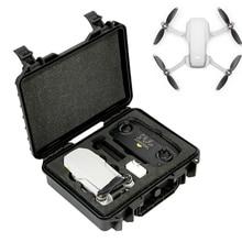 Schowek na DJI Mavic Mini Drone ochronny futerał do przenoszenia Hardshell torba do przechowywania podróżna Heavy Duty wodoodporne pudełko akcesoria