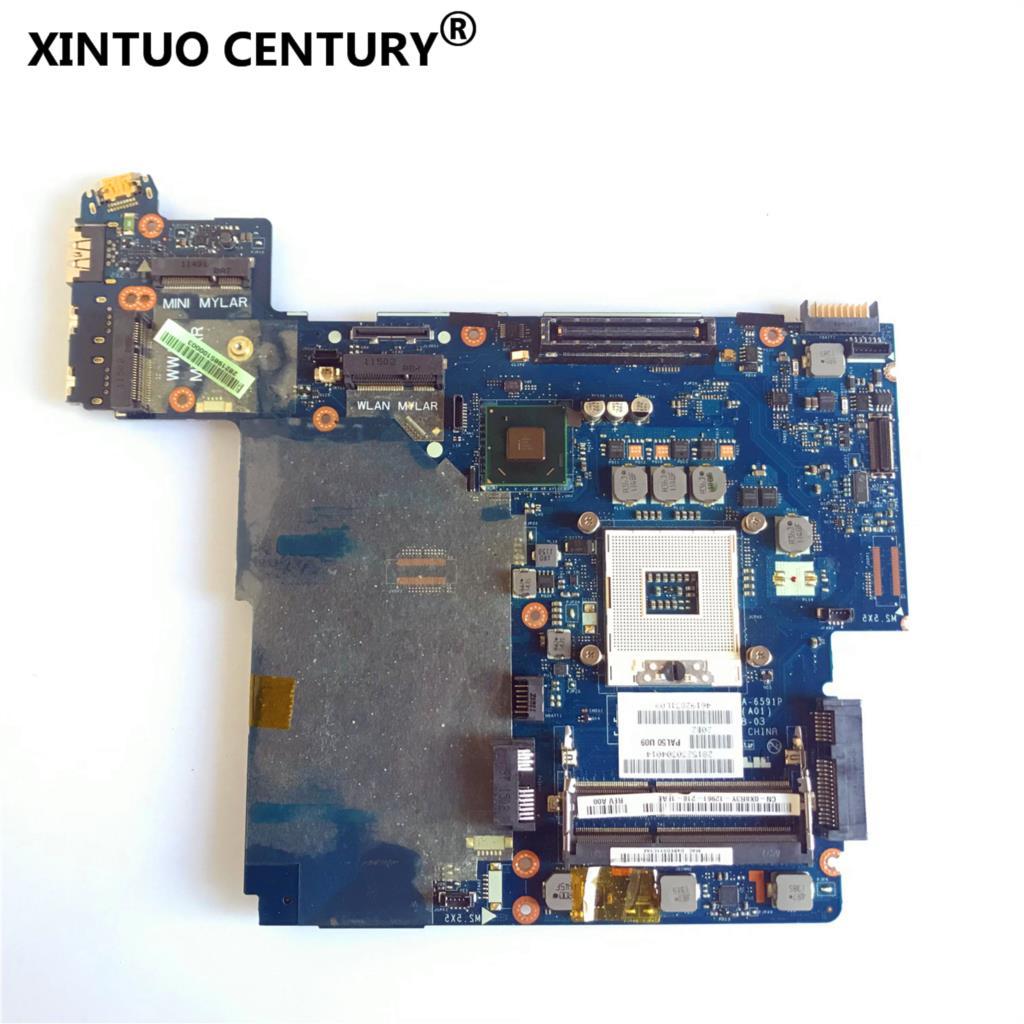 Материнская плата для ноутбука PAL50 LA-6591P для Dell Latitude E6420 CN-07TR3J 0Y1KMR, материнская плата протестирована 100% слов