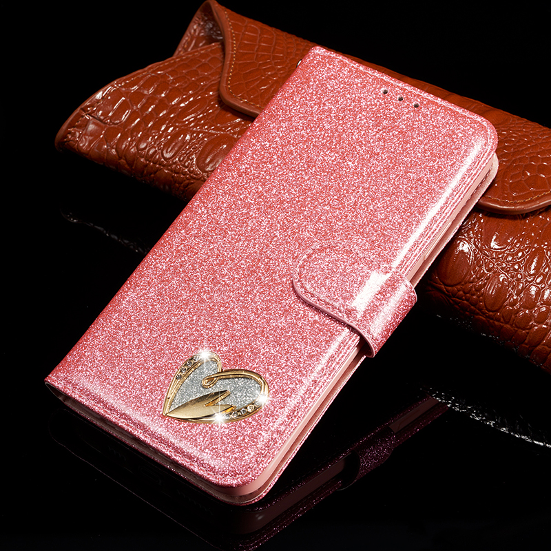 Bling Glitter Leather Case for iPhone 11/11 Pro/11 Pro Max 13