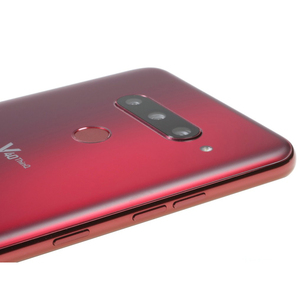 Image 4 - V405EBWオリジナルlg V40 thinq 6.4 インチ 6 ギガバイトのram 64 ギガバイト/128 ギガバイトrom 16MPトリプルカメラlteシングルsim指紋ロック解除携帯電話