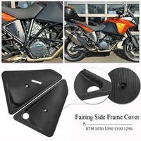 Side Cover For KTM 1050 1090 1190 1290 Super Adv Adventure R Motocross Fairing Radiator Frame Panels Protector 2016 2018 2019