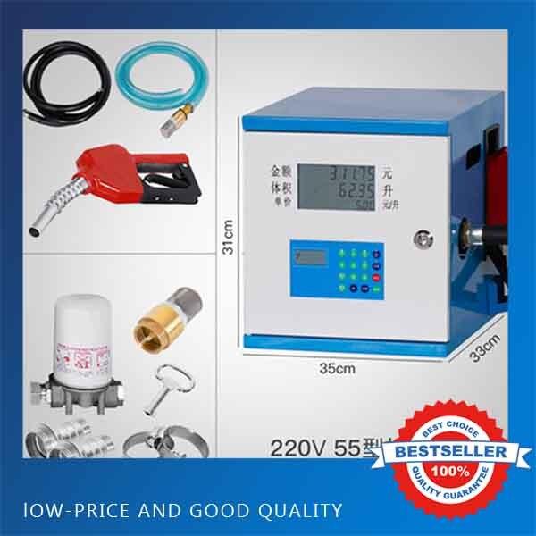 220 V/12 V/24 V электрический насос для перекачки масла, цифровой дизельный топливный блок