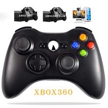 אלחוטי משחק לוח עבור Controle Xbox אחד 360 Slim בקר Microsoft מחשב בקר תומך קיטור משחקי Gamepad ג ויסטיק