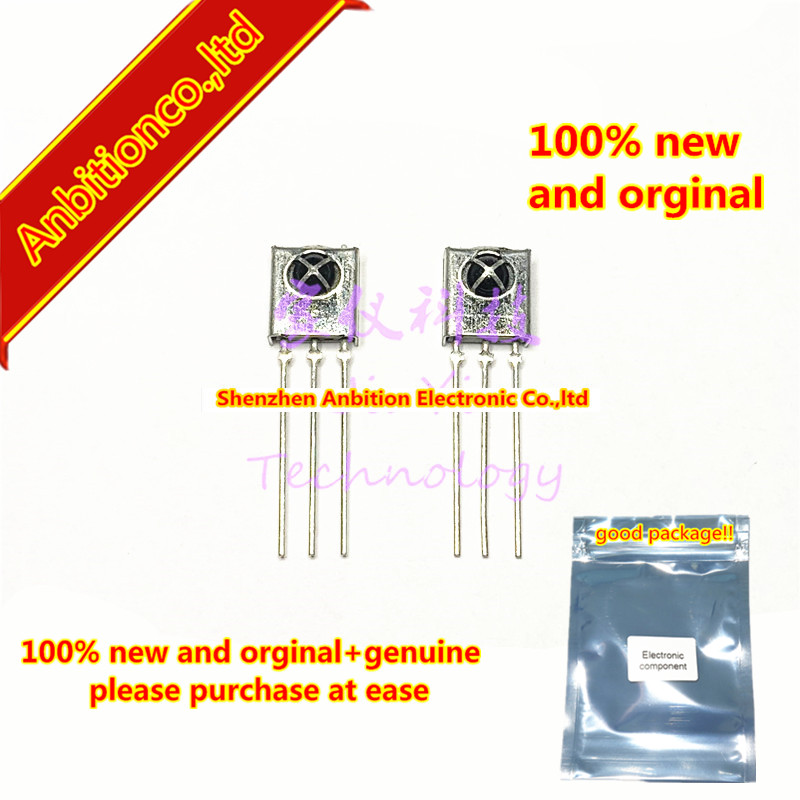 10pcs  100% New And Orginal KSM-603LM2K Infrared Receiver Module 38kHz Remote Control System Receiver  In Stock