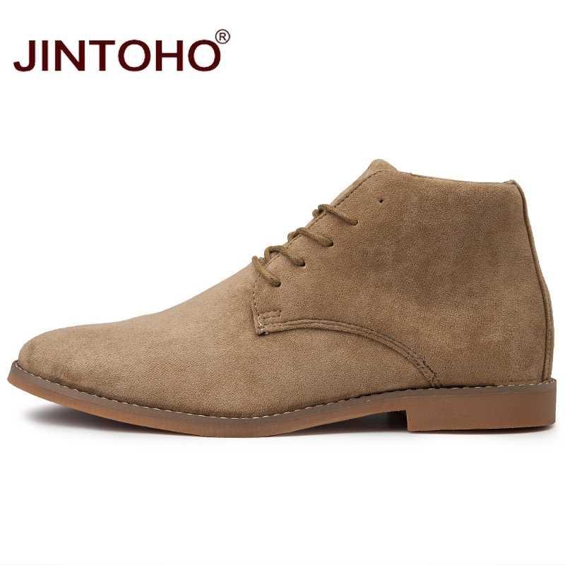 Men Boots Cheap