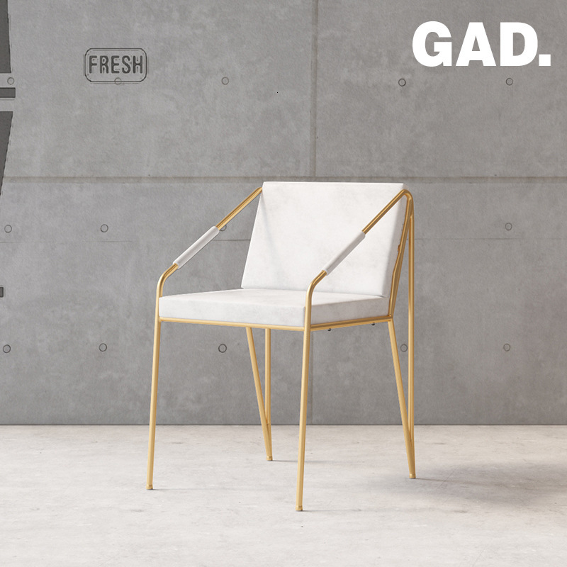 Dining Chair Hotel Chair Conference Dining Chair Leisure Office Chair Fashion Back Computer Chair Sample
