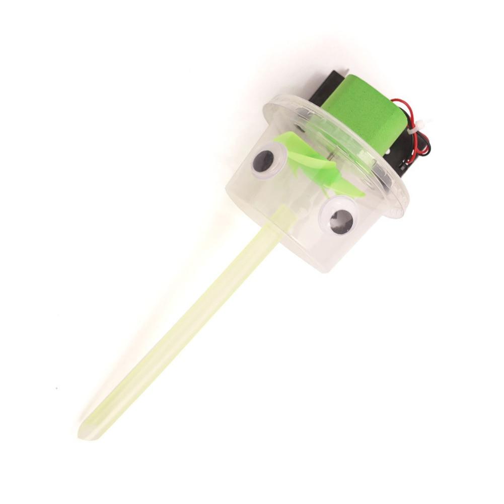 Vacuum Cleaner Model Kit Handmade Scientific Education Model DIY Toys for Kids