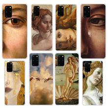 Art Paintings The Birth Of Venus Case for Samsung