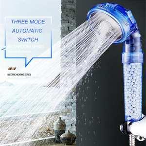 Shower-Head Balls Negative-Ion Beads Utility-Head Bath WATER-SAVING-FILTER High-Pressure