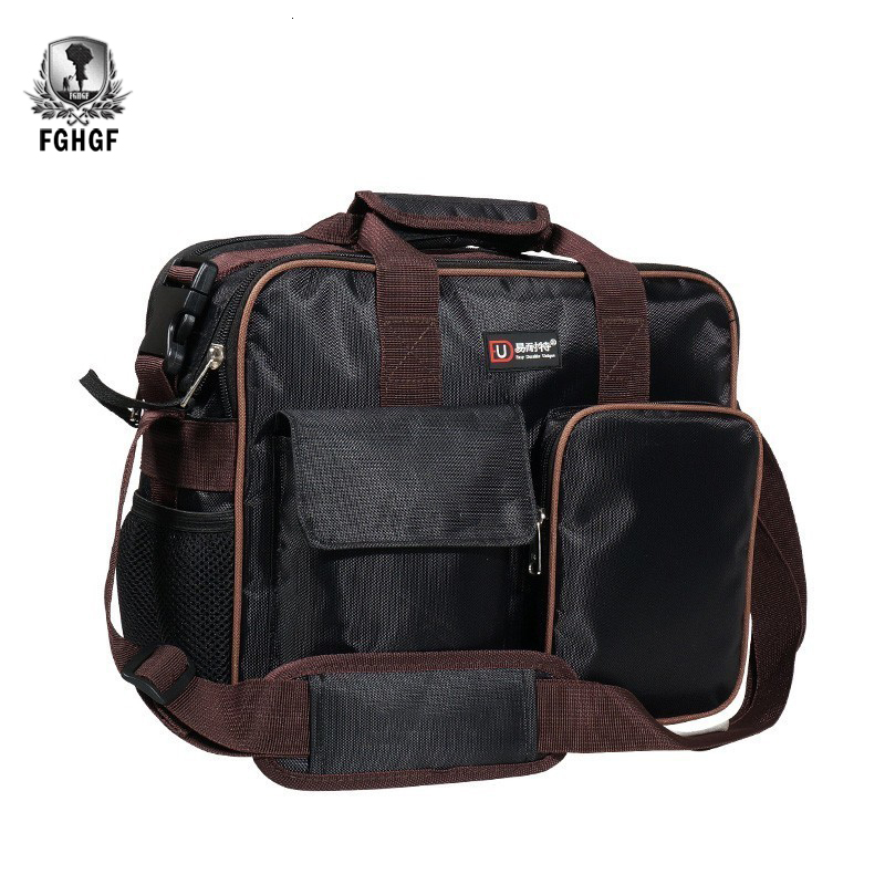 Portable Satchel Belt Tool Bag Organizer Spanner Pouch Hardware Electrician Repair Toolbox Storage Box Work Kitbag Big Toolkit