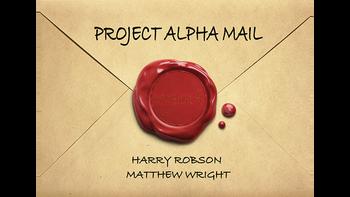 Projekt alfa Mail autorstwa harry #8217 ego robsona i Matthew wrighta magiczne sztuczki tanie i dobre opinie TR (pochodzenie) Unisex Jeden rozmiar online instruction Nauka ŁATWE DO WYKONANIA Beginner Profesjonalne Dla magików ulica