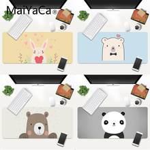С мультипликационным принтом «Медведь» «кролик» «панда животные