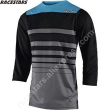 цена на RACESTARS 2020 MX Men's Downhill Jerseys Mountain Bike MTB Shirts Offroad DH Motorcycle Jersey Motocross Sportwear ATV Clothing