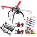 F450 450 Quadcopter MultiCopter Rahmen kit APM 2,8 w/Stoßdämpfer 7M GPS Power Modul 2212 Motor 30A simonk ESC