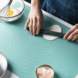 Silicone Baking Mats Sheet Piz