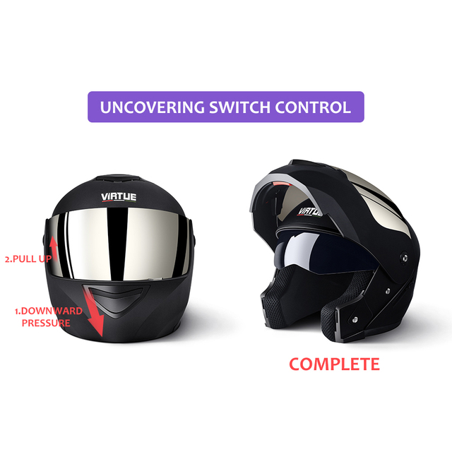 Multi-Purpose Biker Helmet 5