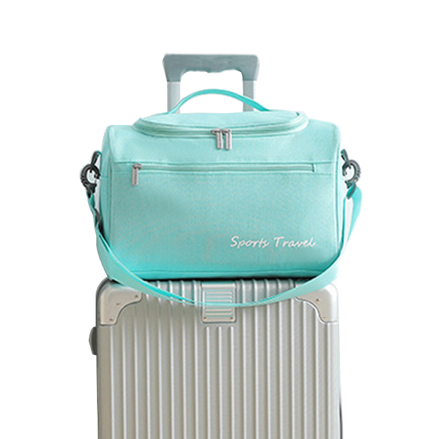 Large Travel Cosmetic Bag Multi-Function Waterproof Makeup Case Travel organizer boarding storage bag Women Portable Toiletry