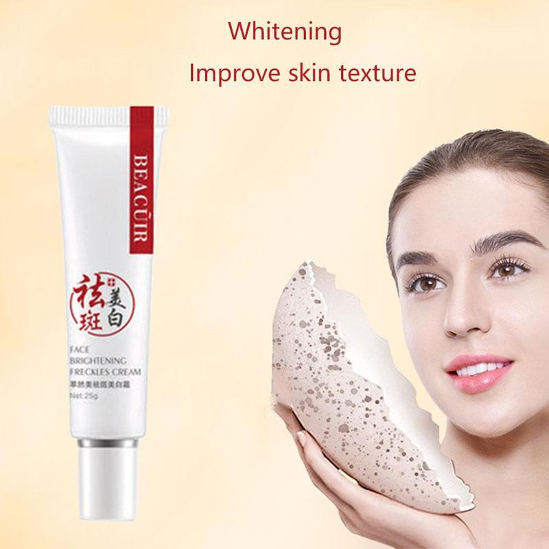 Collagen Face Cream Freckles Cream Whitening Day Cream Hyaluronic Acid Anti-Wrinkle Remove Spots Firming Brightening