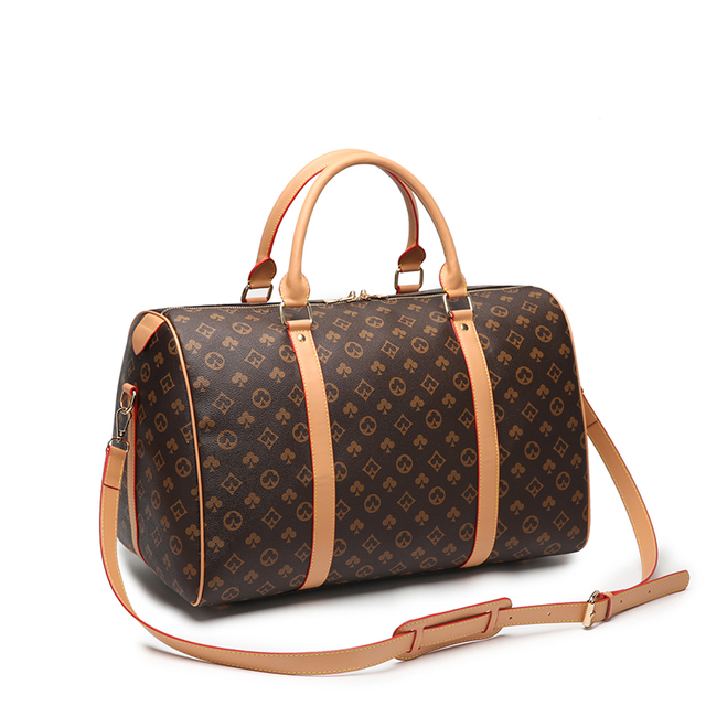 Travel Bags Men Hand Luggage Suitcase Duffle Bags Luxury Famous Brand Designer Large Capacity Travel Totes Women's Shoulder Bags 6