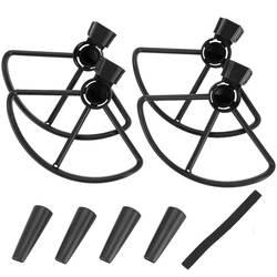 Набор DJI Xiao Spark защитное кольцо затененный пропеллер с ногой модель стула самолет аксессуары для uav