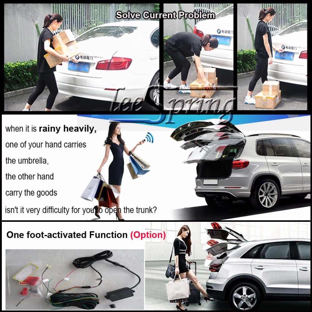 Auto Smart Auto Elektrische Tail Gate Lift Speciaal Voor Mitsubishi Pajero Sport 2016