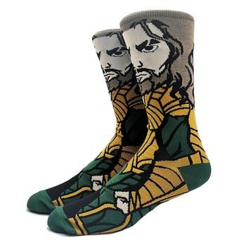 Cartoon Rabbit Sock Casual Hip Hop Creative Soft Comfortable Funny Novelty Skateboard socks Men Calcetines Hombre Divertido 22