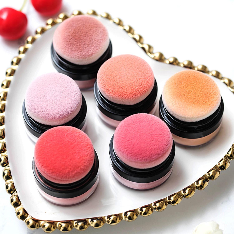 de cogumelo, cor opcional, conjuntos de maquiagem