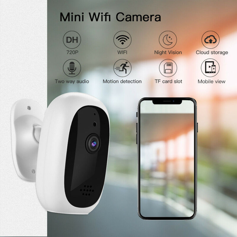 Новейшая HD 720P облачная беспроводная wifi ip-камера для дома, монитор безопасности в помещении, умная сеть, видео CCTV, сетевая камера с wifi