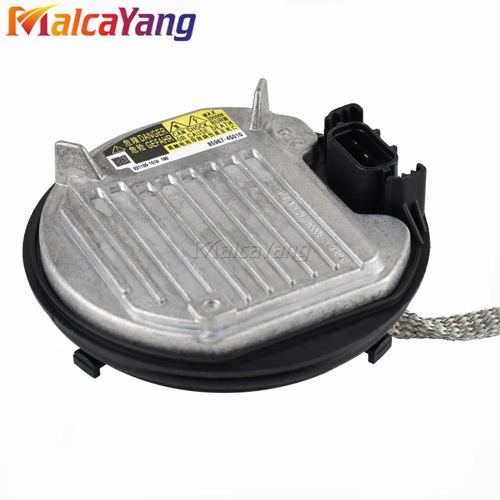 Xenon HID Headlight Ballast Module For 2013-2014 Toyota Venza 85967-08020 85967-75020 85967-22080 81107-75020 81107-60F10