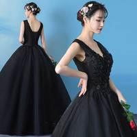 New Arrival Vestidos de Quinceanera Ball Gown V Neck Lace Beaded Lace Up Sweet 16 Girls Quinceanera Dresses Quinceanera habitu