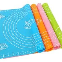 1 шт., силиконовый коврик для выпечки, 40 х30 см