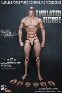 Image 5 - 1/6 ölçekli Ironman Tony Stark genç/eski başkanı şekillendirici vücut şekil DIY aksiyon figürleri