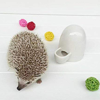 Hamster Drinking Water Feeder Ceramics Slient Bottle Waterer Automatic Small Pets for Bird Guinea Pig Hedgehog Chinchilla Ferret 1