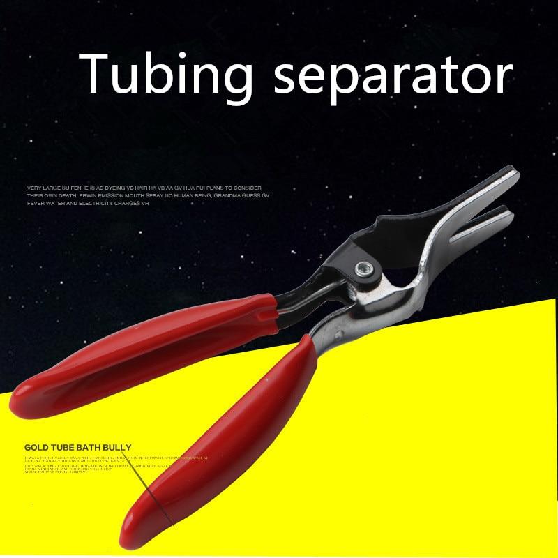 Авто топлива угловой вакуумной линии шланг для удаления сепаратор плоскогубцы трубы инструмент