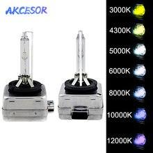 Akcesor 2x d1r d1s d3s Ксеноновые лампы для передних фар авто