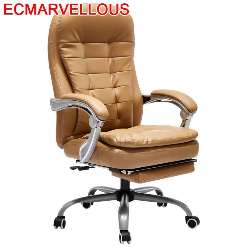 Bilgisayar Sandalyesi Fotel Biurowy Fauteuil Lol Sessel Stool Escritorio Leather Office Silla Cadeira Gaming Poltrona Chair