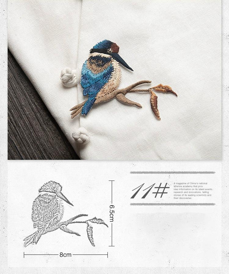 11 single bird